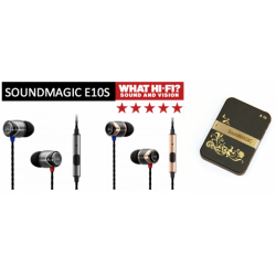 COMBO SoundMagic E10S + A10 Portable Amplifier
