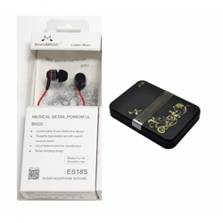 COMBO SoundMagic E18S + A10 Portable Amplifier