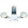 Gecko Zimma Wooden iPhone4 / 4S / 5 / iPod touch 5 Megaphone-loudspeaker Speaker
