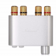 Latest Nobsound NS-10G TPA3116 Bluetooth Mini Digital Amplifier 50W*2 (100W) with Power Supply