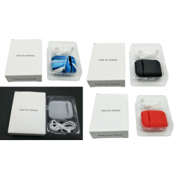 Airpods Silicone Case & Strap Set