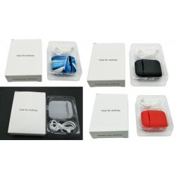 Airpods Silicone Case & Strap Set