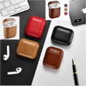 I Carer Genuine Leather AirPods Case