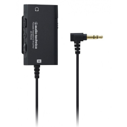 Audio Technica ATH-PHA10 BK Portable Headphone Amp