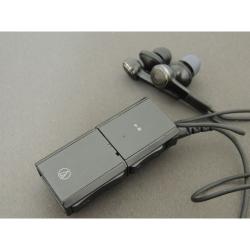 Audio Technica Solid Bass ATH CKS55BT Built-in Headphone Amplifier